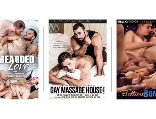 Gay DVDs Coming Soon to Retail Stores for 12-29-17