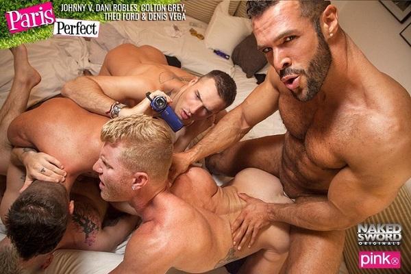 video gay denis paris