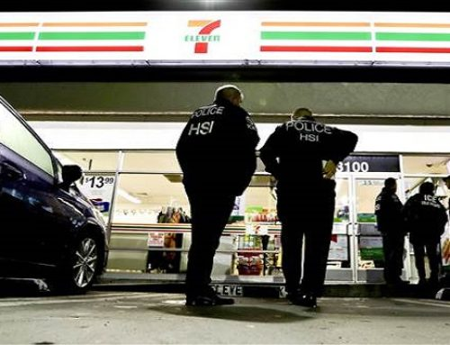 ICE Agents Arrest 21 Employees In Massive 7-Eleven Store Raids in 17 States