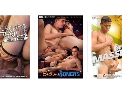 Gay DVDs Coming Soon to Retail Stores for 01-08-18