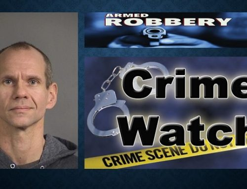Adult Store Robbery Suspect Arrested by Iowa City Police
