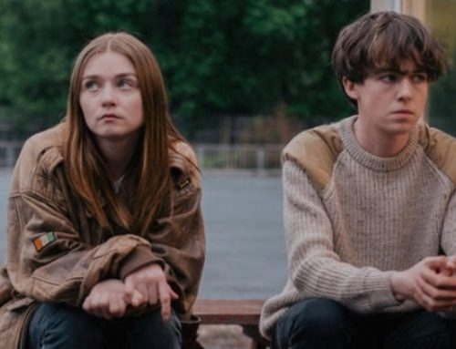 The End of the F**king World Original Series Premiers On Netflix Jan. 5