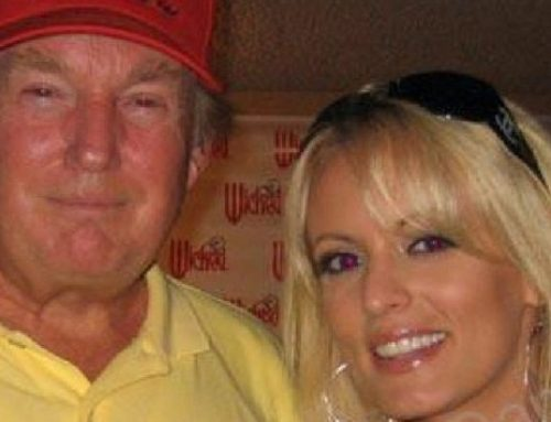Trump Lawyer Pays Adult Film Star 130K Before Election 2016 to Keep Quiet Over Sexual Affair