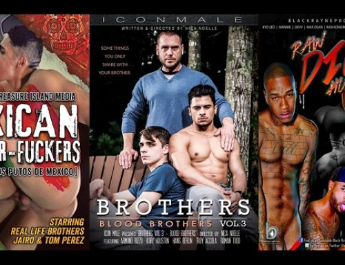 Gay Adult DVDs Coming Soon to Retail Worldwide – 01-15-18