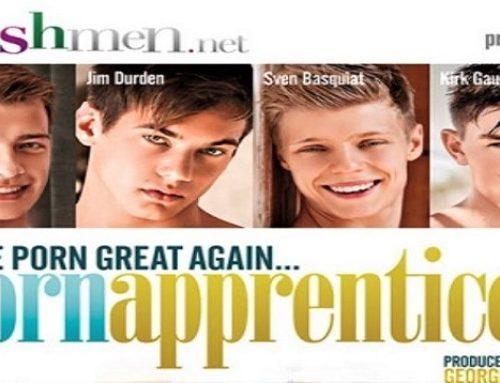 Porn Apprentice 4 (2018) Christian Lundgren Ships Jan. 30