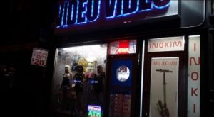 725 Video Adult Video Store Gunman Priority for Police