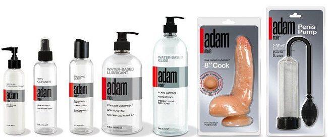 Topco Sales Unleash New Adam Male Items for PRIDE