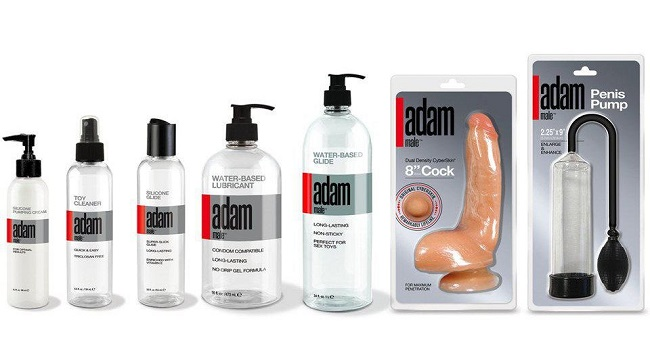 Topco Sales Unleash New Adam Male Items for PRIDE