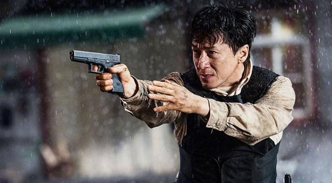 Bleeding Steel - Jackie Chan