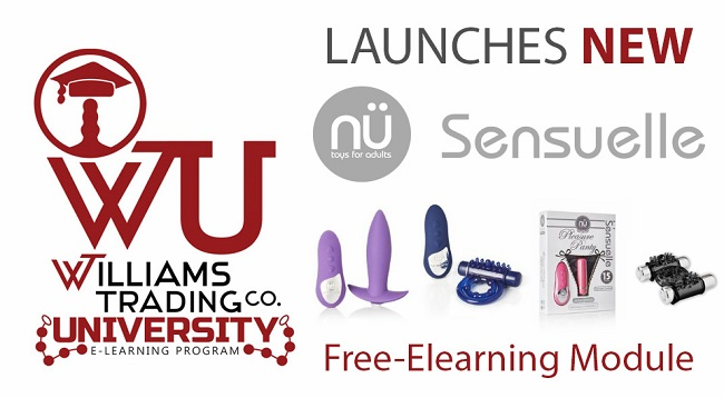 Nu Sensuelle Free E-Learning Module Launch at WTU