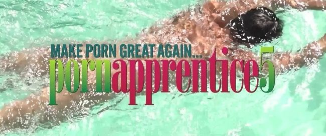 porn apprentice 5 official poster
