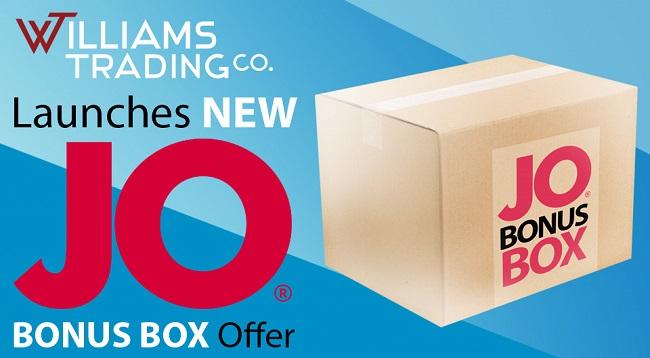 System JO Bonus Box