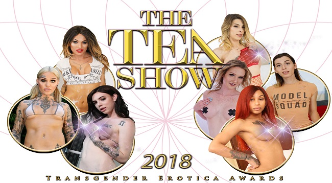 TEA Show 2018 Winners DVD Streets from Grooby