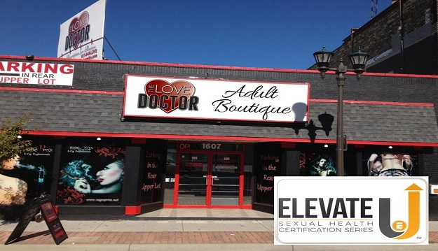 The Love Doctor Wins Eldorado¹s Elevate U Series Contest-052918