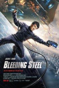 Bleeding Steel Theatrical Poster
