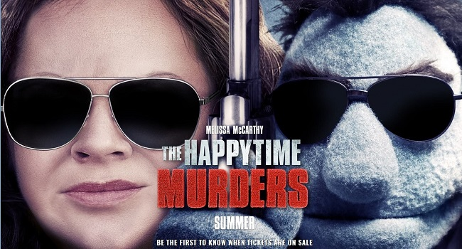 The Happiness Murders, Melissa McCarthy, Elizabeth Banks, Joel McHale