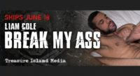 Liam Cole BreakMyAss-Poster