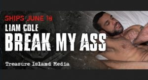 Liam Cole BreakMyAss-Poster