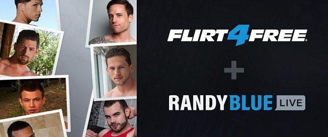 Randy blue live