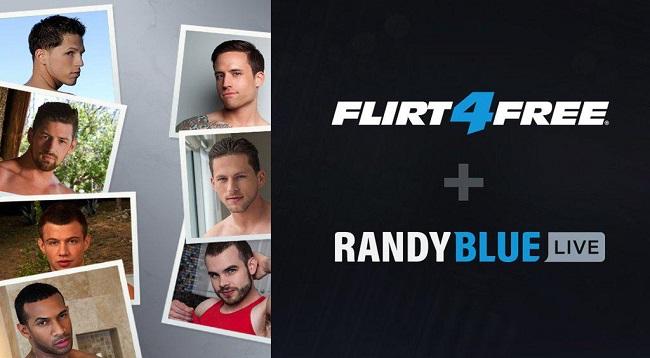 Flirt4Free Announces Acquisition of Randy Blue Live