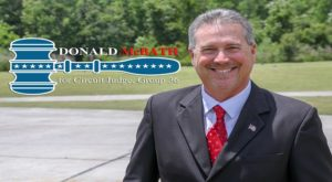 Homophobic Judicial Candidate Donald McBath, Gays Are Damned