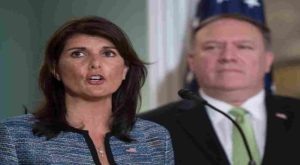 Nikki Haley Exits UN Human Rights Council