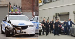 NYPD Crash Cruiser Chasing Hookah Candy Love Store