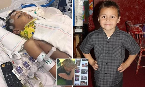 Anthony Avalos - Died-10 Year-Old Gay Child