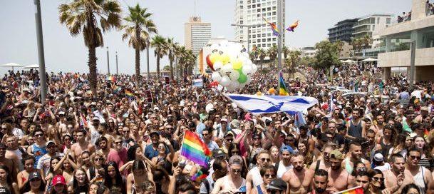 Tel Aviv Pride Celebration