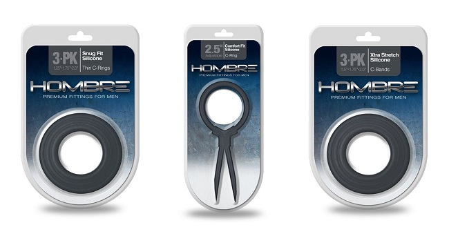 Topco Sales Hombre Silicone C-Rings