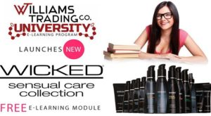 WTC Launch 'Wicked Sensual Care