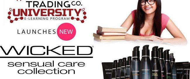 WTC Launch 'Wicked Sensual Care