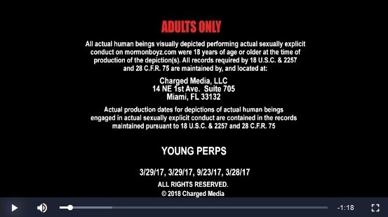 Young Perps Movie Trailer