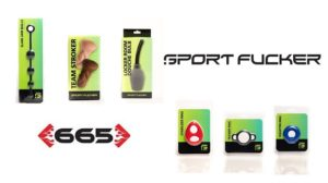 665 Unleash New Sport Fucker Pleasure Products for Men