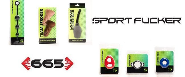 665 Unleash New Sport Fucker Pleasure Products for Men