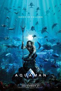 Aquaman 2018 Official Poster