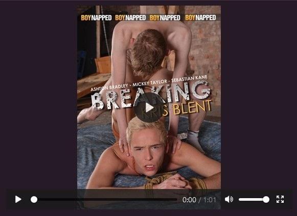 Breaking Kris Blent Movie Trailer