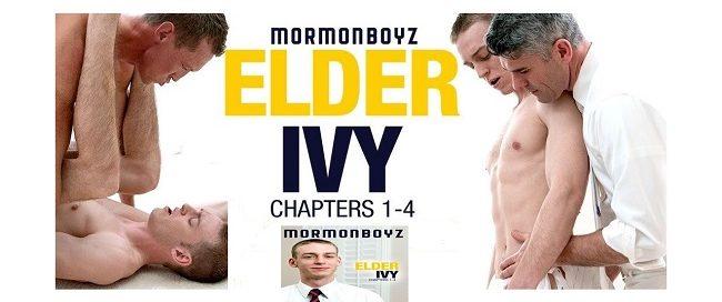 Elder Ivy 1 Chapters 1-4