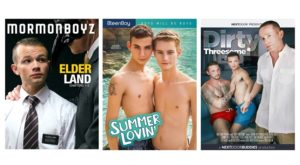 Gay Adult Films Coming Soon to Adult Retailers Worldwide