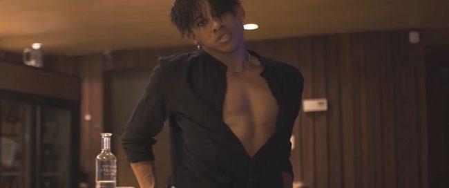 Keiyman Lonsdale, Preach Music VIdeo