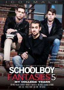 Schoolboy Fantasies 5, Icon Male