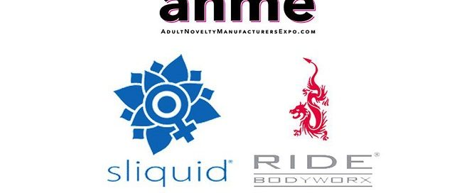 Sliquid Will Debut New RIDE Bodyworx Items at ANME