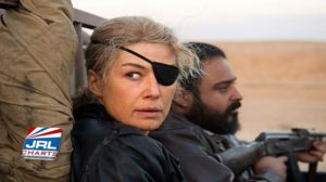 A Private War - Rosamund Pike 2018