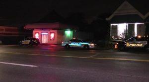 Bethlehem police adult store robbery