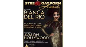 Bianca Del Rio Will Host 2nd Annual Str8UpGayPorn Awards