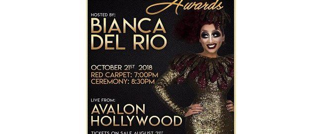 Bianca Del Rio Will Host 2nd Annual Str8UpGayPorn Awards