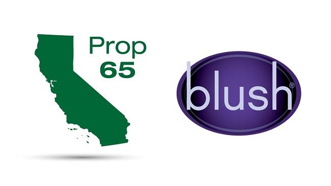 Blush Novelties Issues Statement Maintains Prop 65 Compliance