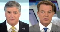 Sean Hannity and Shep Smith