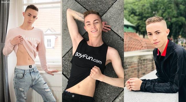 Gay Twink Nick Danner, BoyFun