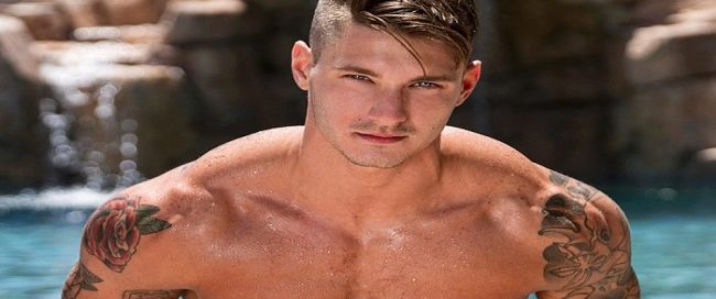 Gay Porn Star Clark Parker